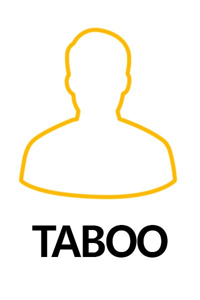 Agent name: Taboo